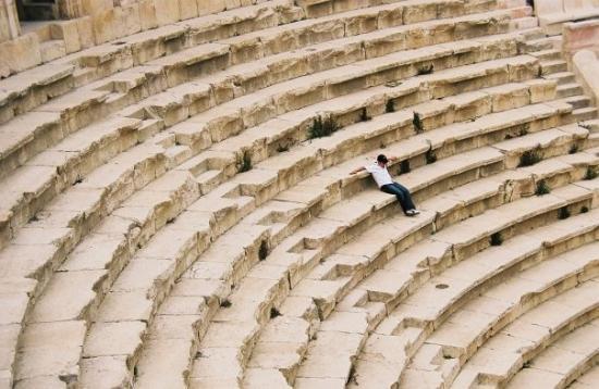 อัมมาน, จอร์แดน: La cité romaine de Jerash