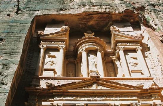 อัมมาน, จอร์แดน: Petra - Al Khazneh, une merveille absolue