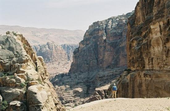 อัมมาน, จอร์แดน: Petra, paysage lunaire