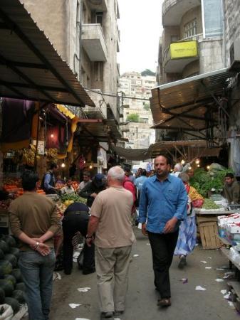 อัมมาน, จอร์แดน: Amman la capitale - Le marché