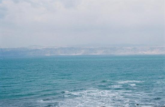อัมมาน, จอร์แดน: La Mer Morte - Au fond, la Cisjordanie