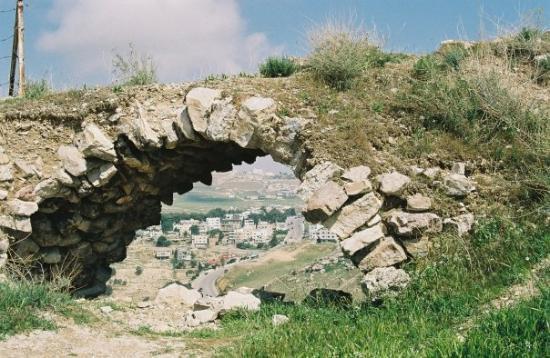อัมมาน, จอร์แดน: Le château de Kerak, vestige des croisades