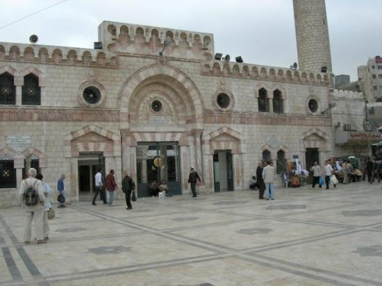 อัมมาน, จอร์แดน: Amman la capitale - La Mosquée centrale