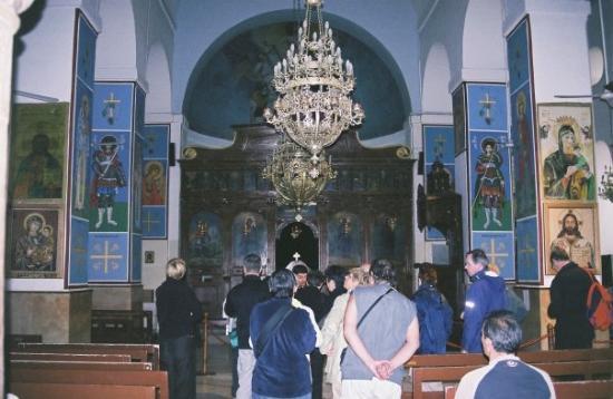 อัมมาน, จอร์แดน: L'église de Madaba - une église orthodoxe