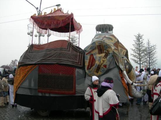 ทบิลิซี, จอร์เจีย: Noel Kutlamalari