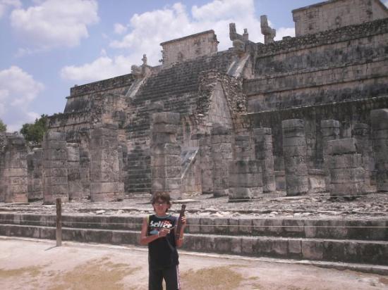 Chichen Itza, เม็กซิโก: Chichenitza