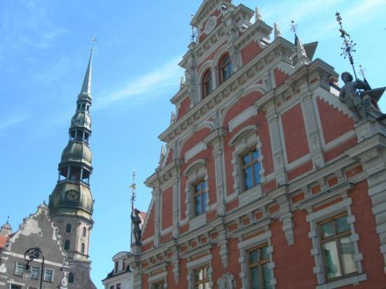 ริกา, ลัตเวีย: Riga, Letonya