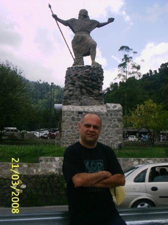 Tafi del Valle, อาร์เจนตินา: Camino a TAfí del Valle - Indio