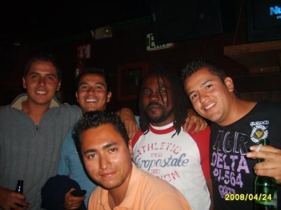 Ensenada, เม็กซิโก: papas & beer