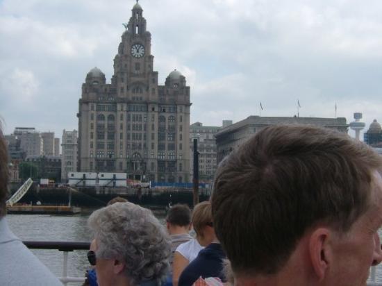 ลิเวอร์พูล, UK: Ferry 'cross the Mersey