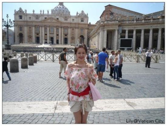 นครวาติกัน, อิตาลี: Vatican City - 梵蒂岡