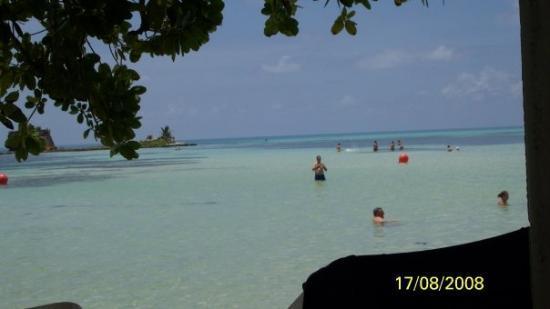 เกาะซันอันเดรส ภาพถ่าย
