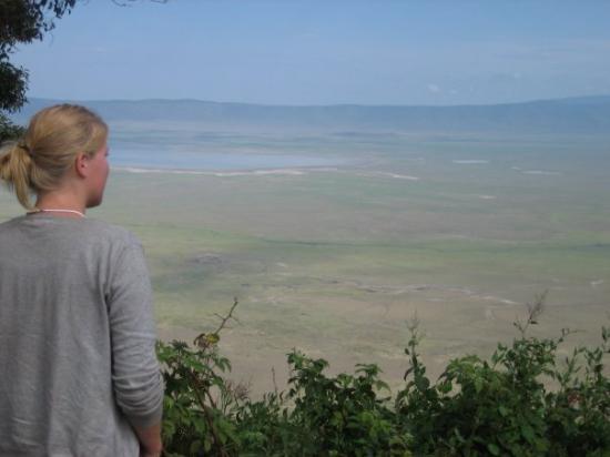 Serengeti National Park, แทนซาเนีย: Ngorongoro-crater, Tanzania. Extra-ordinary national park.