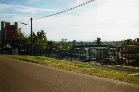 Franceville, กาบอง: un cartier de Libreville