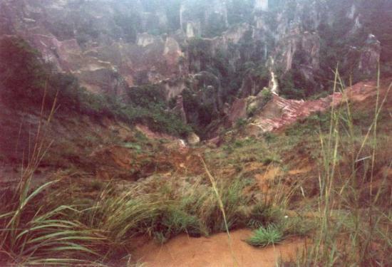 grand canyone a 100 kms de franceville