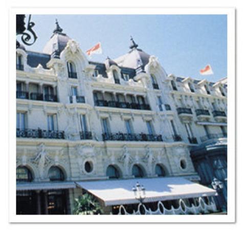 Monaco-Ville, โมนาโก: L'hôtel de Parie de Monté-Carlo à Monaco c'est l'hôtel de mon grand-oncle.