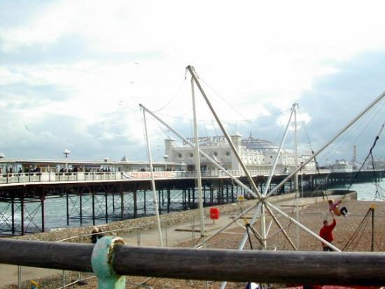 Brighton Palace Pier ภาพถ่าย
