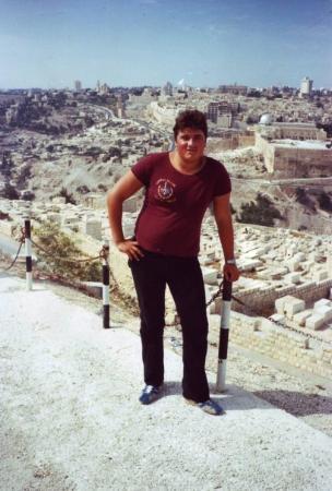 เยรูซาเล็ม, อิสราเอล: Jerusalem, Israel, 1980