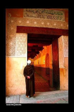 อาลีเบนยูเซฟเมเดรซา: Morocco Marrakesh