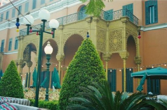 โรงแรมไคโรมาริออทแอนด์โอมาร์เคย์ยามคาสิโน ภาพถ่าย