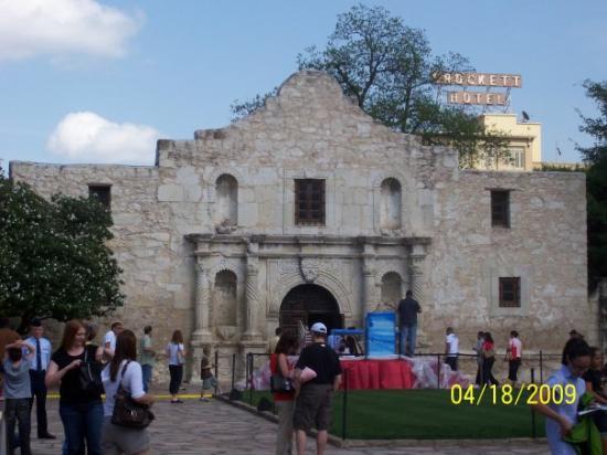 ซานอันโตนิโอ, เท็กซัส: Alamo
