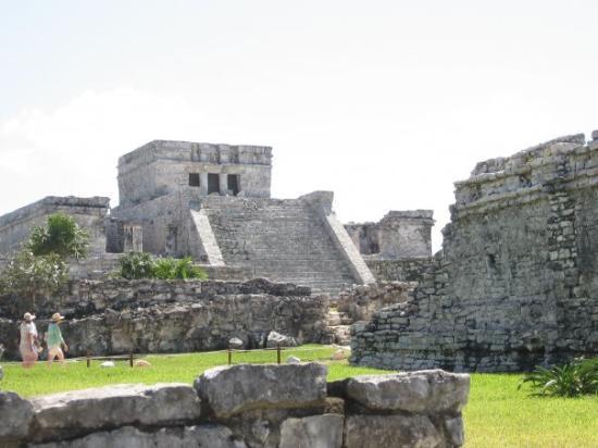 ตูลุม, เม็กซิโก: Ruines Maya =D