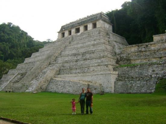 Palenque, เม็กซิโก: Toda la familia ;)