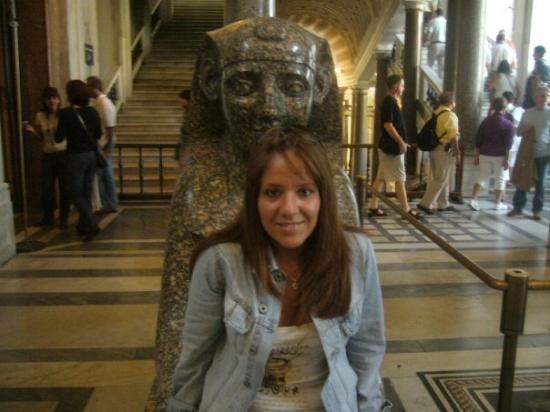 นครวาติกัน, อิตาลี: Nel museo vaticano