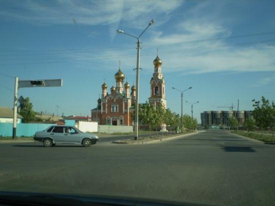 Russian-orthodox Church Atyrau