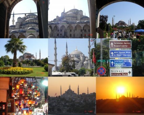 มัสยิดสุลต่านอาห์เมต: Estambul