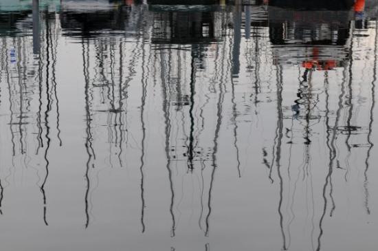 ซิตกา, อลาสกา: Reflections in ANB Harbor