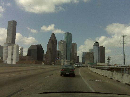 ฮูสตัน, เท็กซัส: Houston-4th highest skyline in US and tallest 5 sided building in the world.