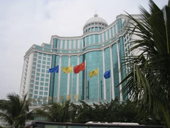 โรงแรมแกรนด์เบย์วิว ภาพถ่าย