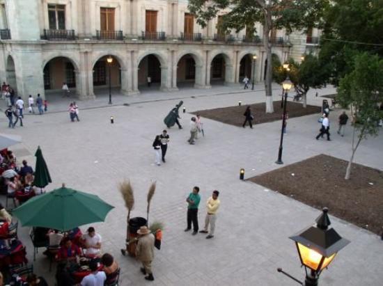 โออาซากา, เม็กซิโก: Plaza
