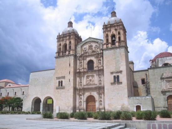 โออาซากา, เม็กซิโก: Iglesia de Santo Domingo, Oaxaca
