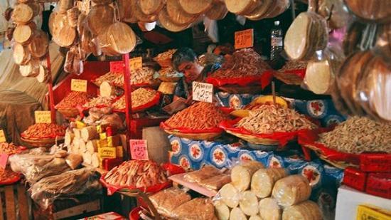 โออาซากา, เม็กซิโก: Mercado oaxaqueño