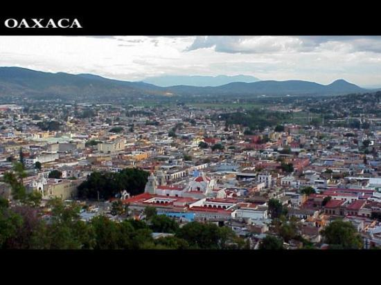 โออาซากา, เม็กซิโก: Ciudad de Oaxaca