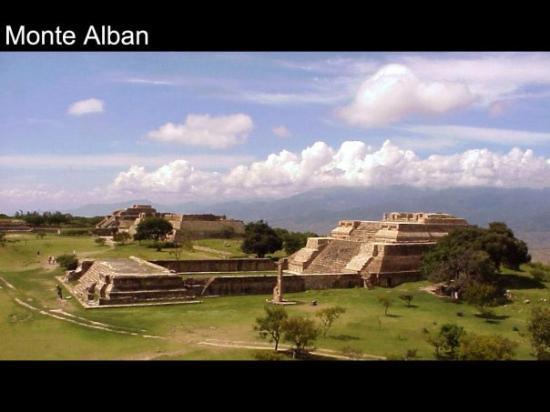 โออาซากา, เม็กซิโก: Monte Albán México