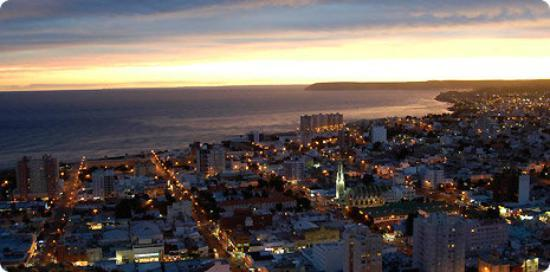 comodoro rivadavia, south