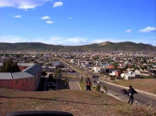 Comodoro Rivadavia, อาร์เจนตินา: comodoro, south