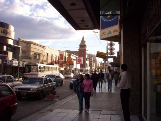 Comodoro Rivadavia, อาร์เจนตินา: moje miasto