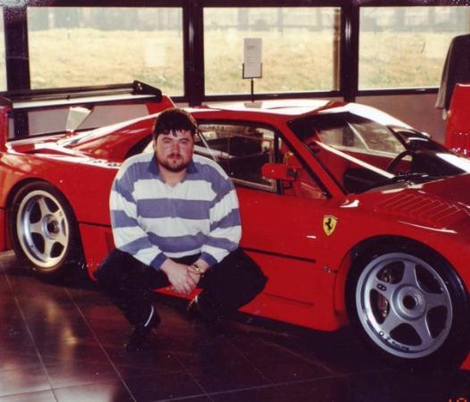 Museo Ferrari: Bei Ferrari in Maranello