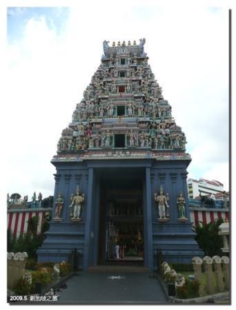 ลิตเติ้ลอินเดีย: Sri Srinivasa Perumal Temple
