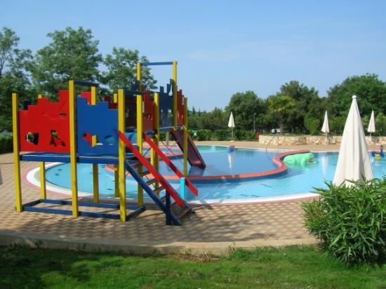 Porec, โครเอเชีย: Kinderpool
