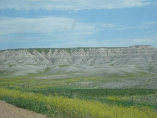 Badlands National Park ภาพถ่าย