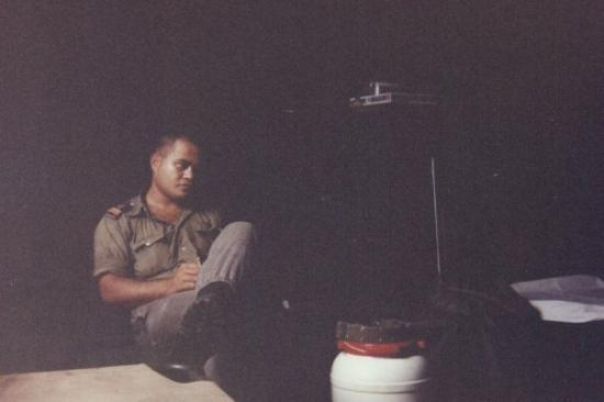 กาแยน, เฟรนช์เกียนา: GUYANE 94/96