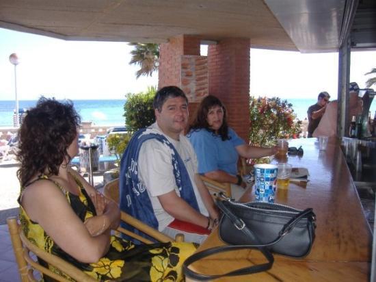 ซาลู, สเปน: SALOU MAI 2009