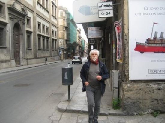 ปาแลร์โม, อิตาลี: un visitatore irlandese in giro per palermo