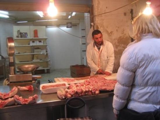 ปาแลร์โม, อิตาลี: Nel mercato ballarò