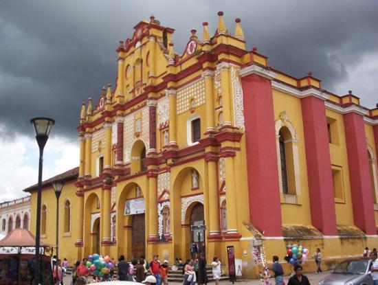 เม็กซิโกซิตี, เม็กซิโก: la chiesa di san cristobal